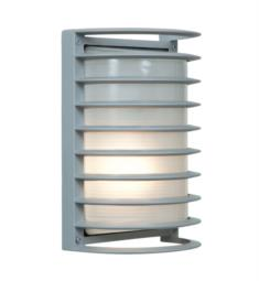 The Bermuda 1 Light LED Outdoor Wall Sconce with Ribbed Frosted Glass Diffuser should be smart, practical and beautiful, but it also must be affordable. Along with ageless classics they feature a green catalog which promotes many new innovations in energy-efficient lighting. This specialty catalog supports their belief in affordable lighting because of the lower operating costs. <ul> <li>Aluminum glass construction</li> <li>Wall mount installation</li> <li>Lamp provides 800 total lumens and 89 lumens per watts</li> <li>Dimmable</li> <li>Number of Bulbs: 1</li> <li>Bulb Type: SSL Dedicated LED</li> <li>Bulb Base: Medium (E26)</li> <li>Color Temperature: 3000K</li> </ul> <h3 class>Codes/Standards</h3> <ul> <li>UL (US/Canada) listed</li> <li>Marine grade</li> <li>ADA compliant</li> <li>Alternative lamping available (CFL)</li> </ul> <h3 class>Bulb Base and Compatibility</h3> <ul> <li><b>Bulb Base - Light Emitting Diode(LED):</b> Highly efficient diodes produce little heat and have an extr