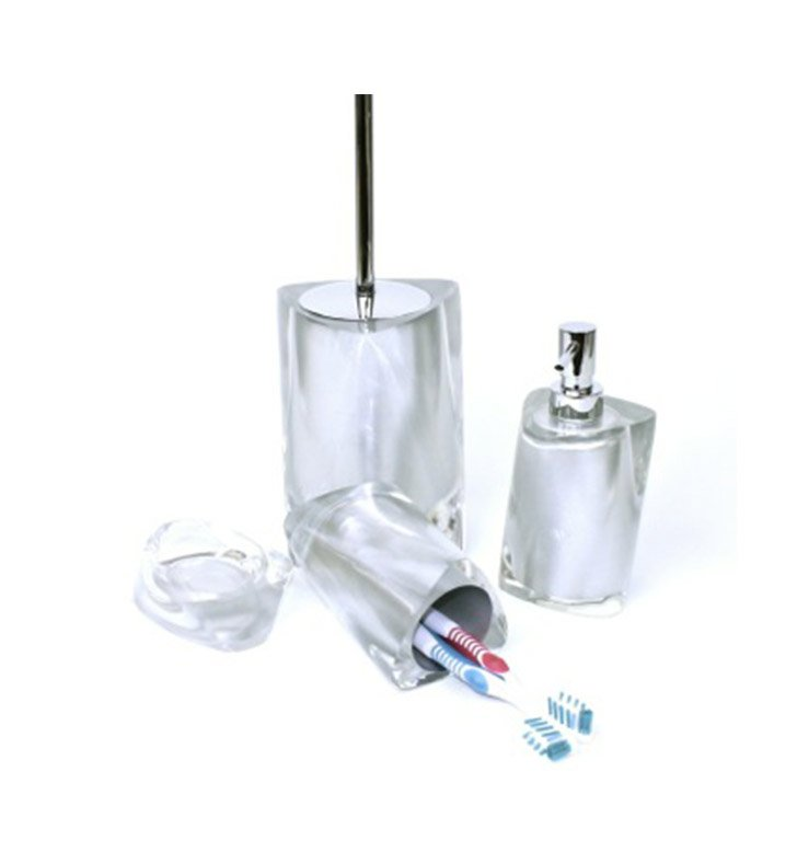Nameeks tw100 73 gedy bathroom accessory set for Bathroom accessories location