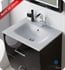 "Fresca Platinum Messina 24"" Ceramic Washbasin"