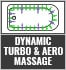 Dynamic Turbo and AeroMassage