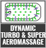 Dynamic Turbo and Super AeroMassage