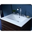 Ryvyr 25in x 22in Vitreous China Vanity Top with Integral Bowl