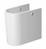 Duravit 0858250000 Darling New Siphon Cover for Bathroom Sink 262165, 262160 and 262155 in White