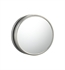 Aptations Sergena Non-Lighted Magnetic Magnified Mirror with Brushed Nickel Frame