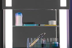 Sidler - Sidelight Mirrored Cabinet Back