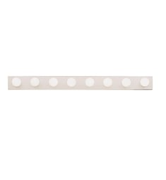 Kichler 628CH 8-Bulb Bathroom Strip Light