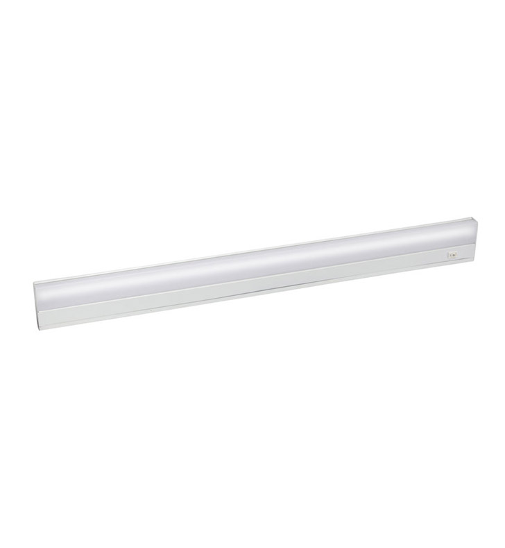 Kichler 10044WH Direct-Wire Fluorescent 28W in White
