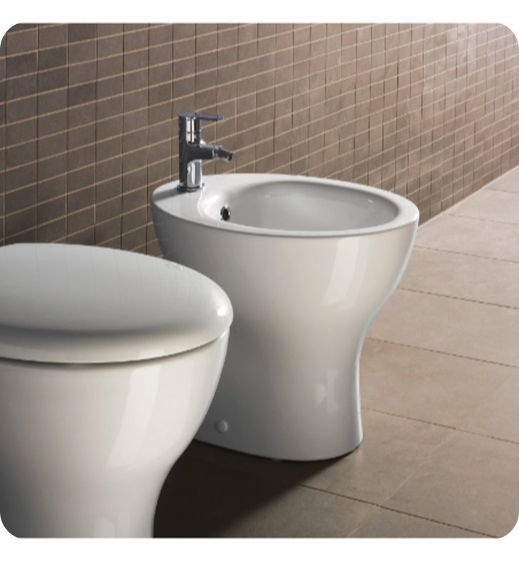 Nameeks GSI-MCITY6211 City Contemporary Floor Mounted Bidet