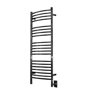 Amba DCO-20 Jeeves D-Curved Towel Warmer With Finish: Oil Rubbed Bronze