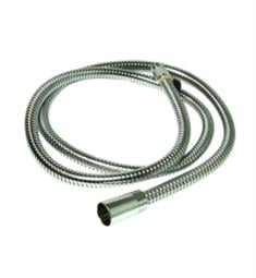 "KWC Z.532.581.700 59"" Metal Hose for Pull-Out Kitchen Faucet in Solid Stainless Steel"