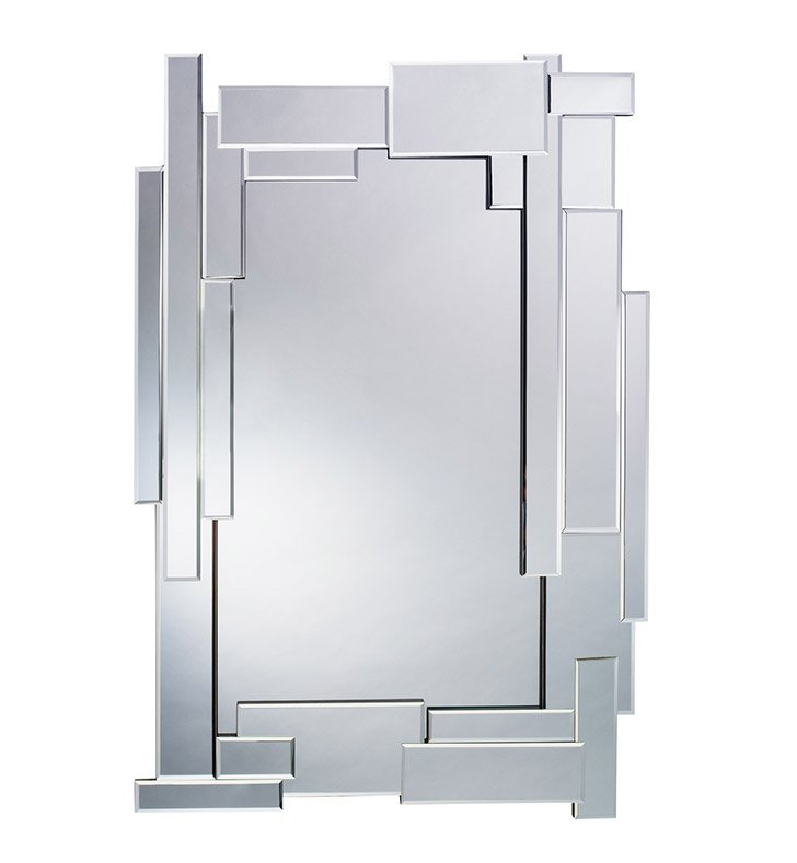 Kichler 78210 Xana Abstract Mirror