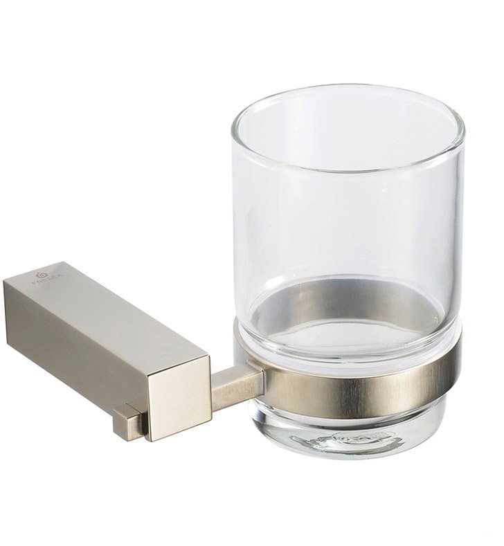 Fresca FAC0410BN Ottimo Tumbler Holder in Brushed Nickel
