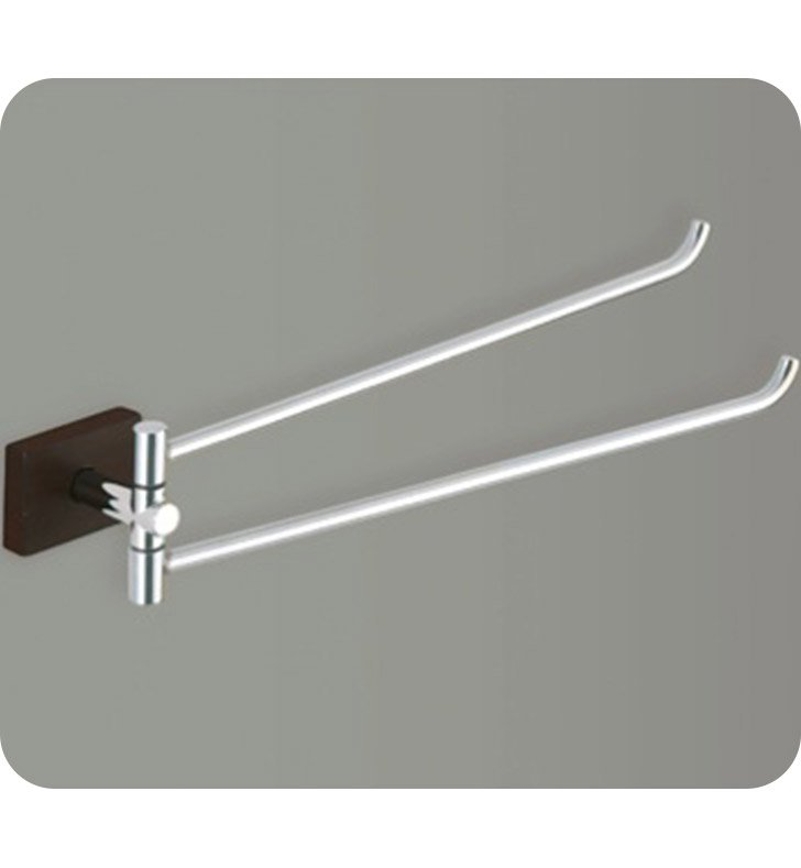 Nameeks 6623-19 Gedy Swivel Towel Bar