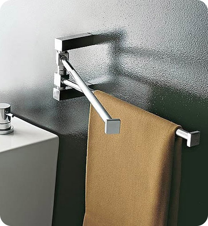 Nameeks 4519 Toscanaluce Swivel Towel Bar