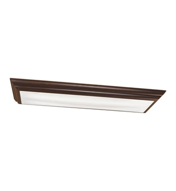 Kichler 10847SI Chella Collection Linear Ceiling Mount 4 Light Fluorescent With Finish: Silver Various