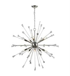 "Elk Lighting 330-10 Sprigny 10 Light 38"" Incandescent Chandelier Light"