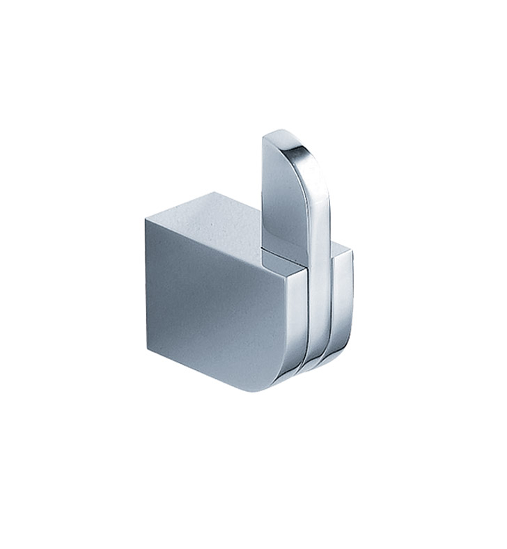 Fresca FAC1301 Solido Robe Hook in Chrome
