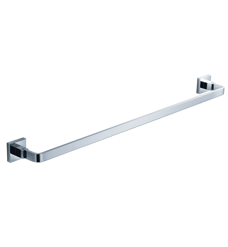 "Fresca FAC1137 Glorioso 24"" Towel Bar in Chrome"