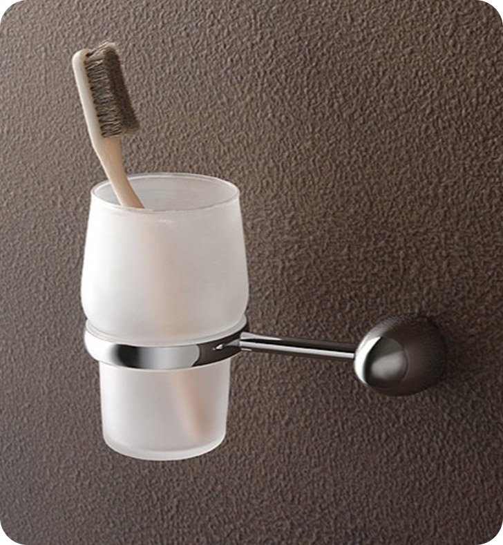 Nameeks 9002-DX-SX Toscanaluce Toothbrush Holder