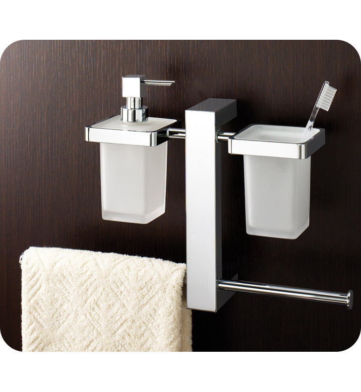 Nameeks 7637-13 Gedy Towel Holder