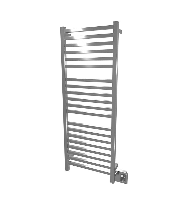 Amba Q-2054P QUADRO Towel Warmer With Finish: Polished
