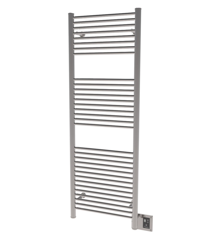 Amba A-2056B ANTUS Towel Warmer With Finish: Brushed