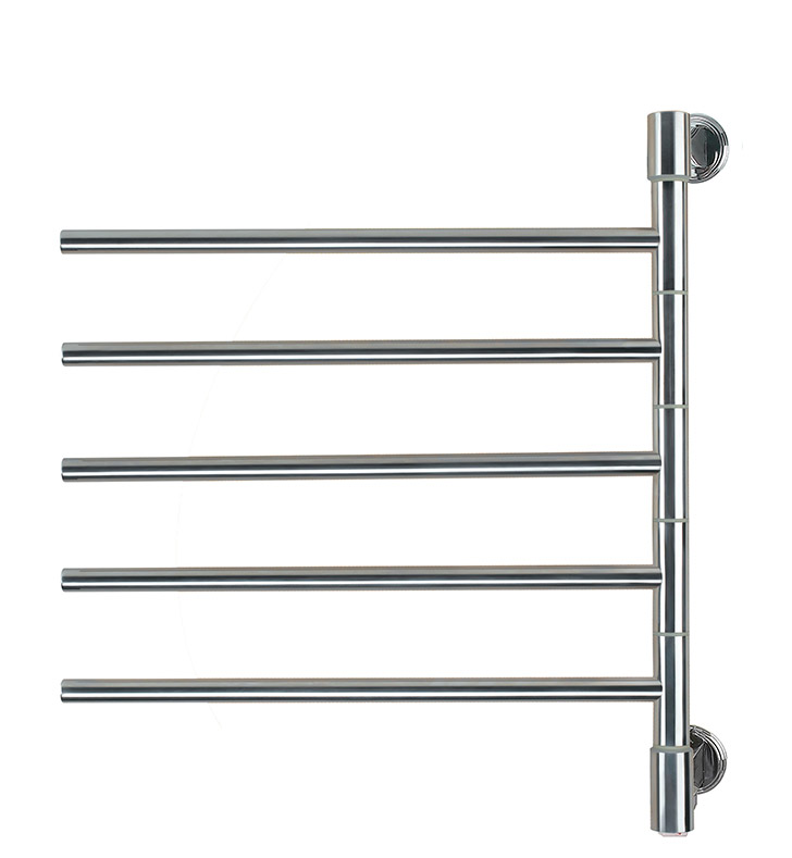 Amba D005B Jack Towel Warmer With Finish: Brushed