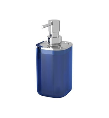 Nameeks 1455-57 Gedy Soap Dispenser With Finish: Grey
