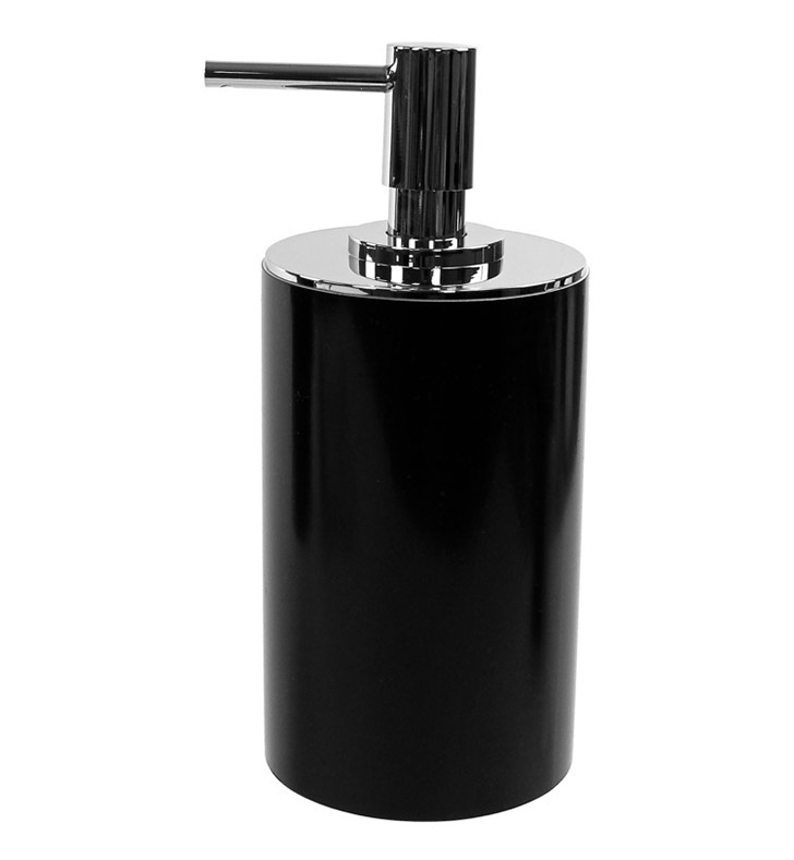 Nameeks YU80-14 Gedy Soap Dispenser With Finish: Black