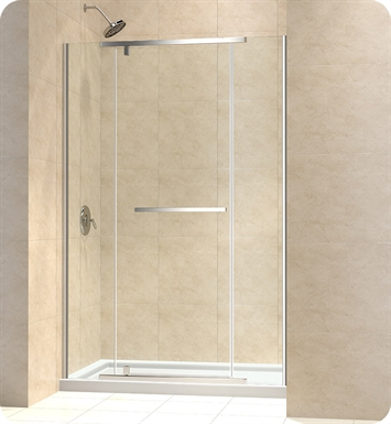 DreamLine DL-644 Vitreo X Shower Door and Base Kit
