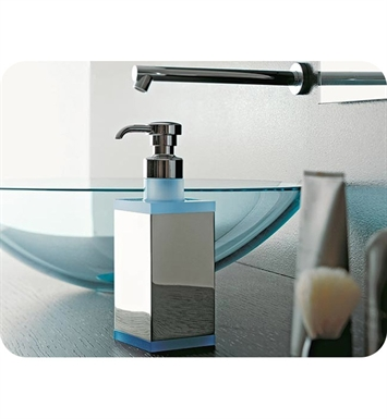 Nameeks 4563-14 Toscanaluce Soap Dispenser With Finish: Black