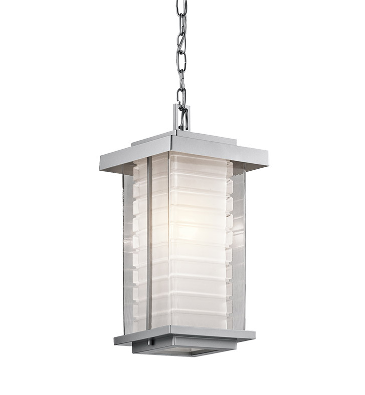 Kichler 49368PL Outdoor Hanger 1 Light Incandescent