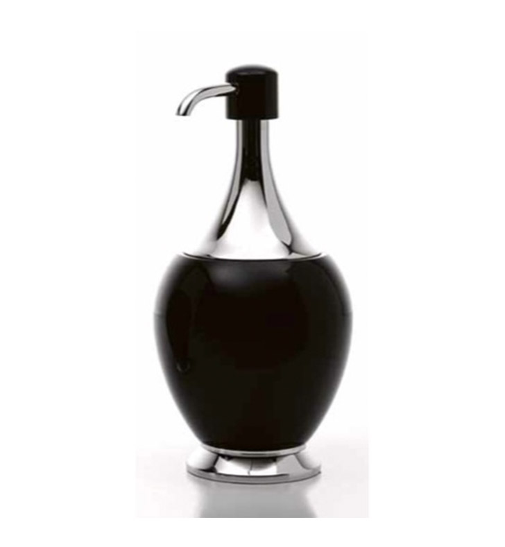 Nameeks A053-14 Toscanaluce Soap Dispenser With Finish: Black