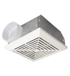 Craftmade TFV70 Builder 70 CFM Ceiling Mount Bathroom Exhaust Fan in White