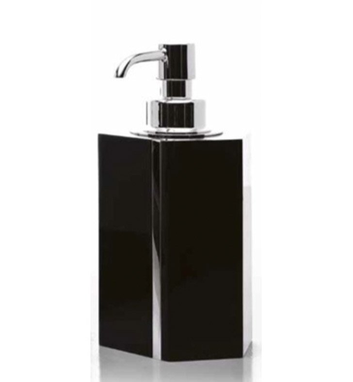 Nameeks A003-14 Toscanaluce Soap Dispenser With Finish: Black