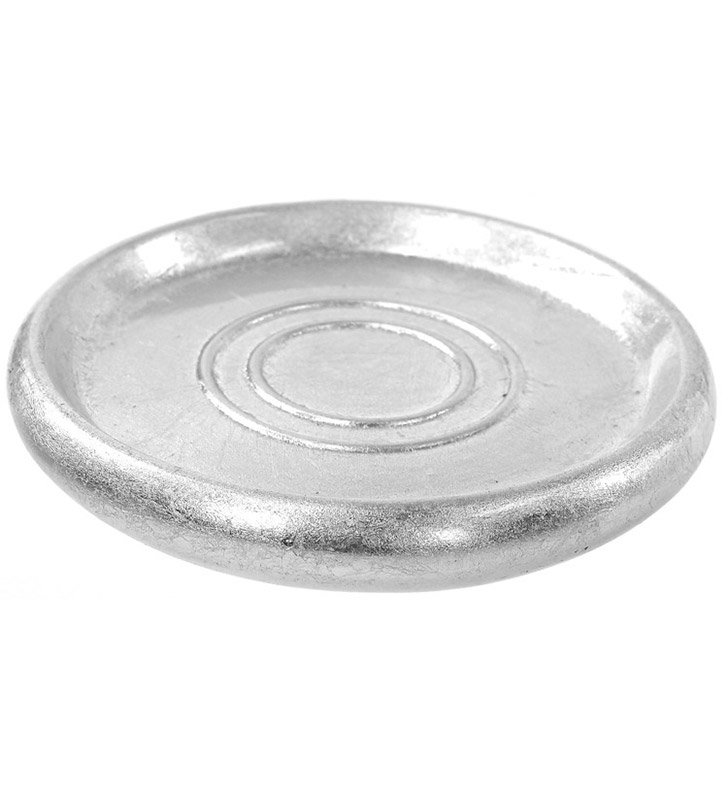 Nameeks SO11-SL Gedy Soap Dish With Finish: Silver