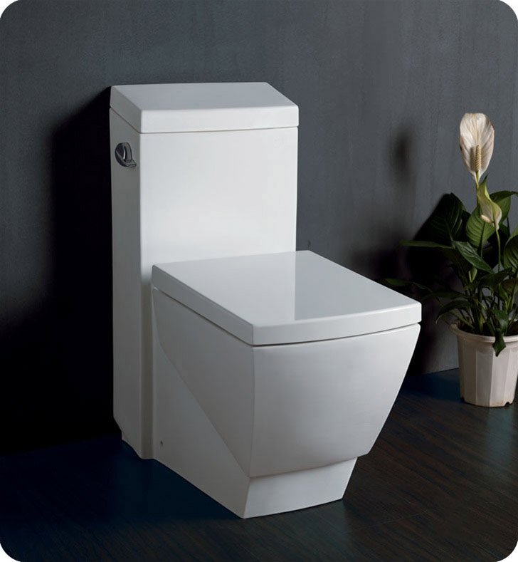 Eago TB336 Modern One Piece High Efficiency Eco Friendly Toilet