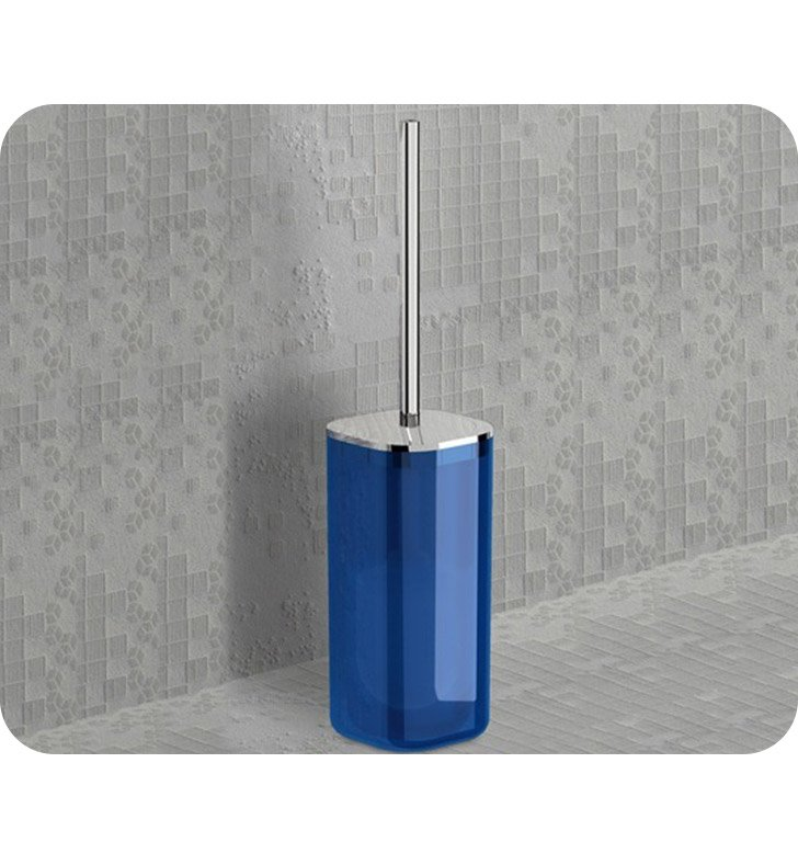 Nameeks 1433-03-57 Gedy Toilet Brush With Finish: Grey