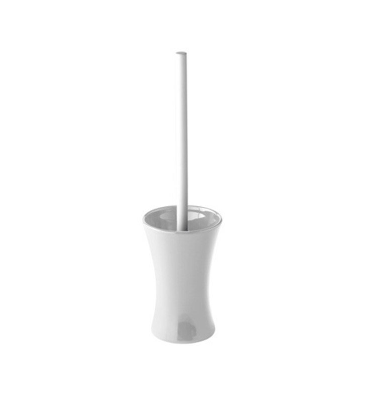Nameeks MU33-57 Gedy Toilet Brush With Finish: Grey