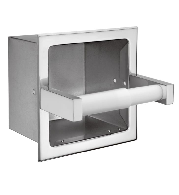 Polished Stainless Moen RR5520SS Commercial Tissue Box