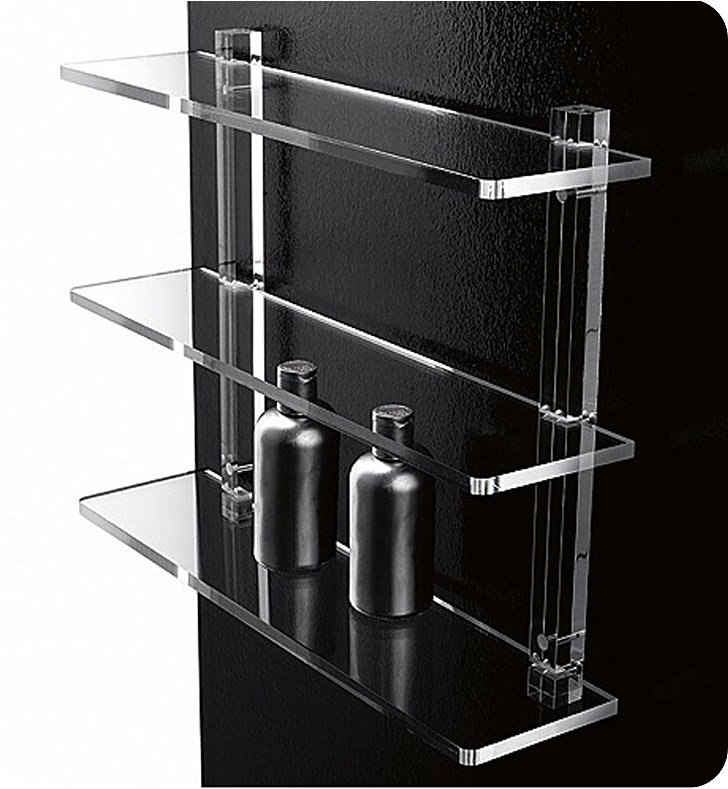 Nameeks 601-40 Toscanaluce Bathroom Shelf
