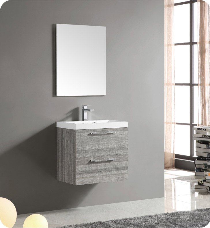 mounted mount vanity bathroom wall vanities pedestal sink