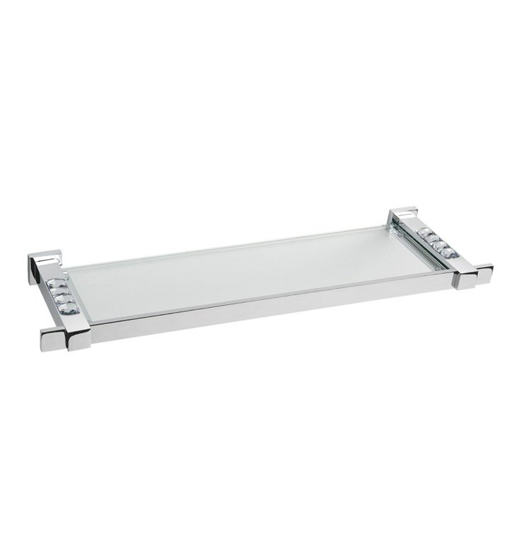 Nameeks 85574CRB Windisch Bathroom Shelf