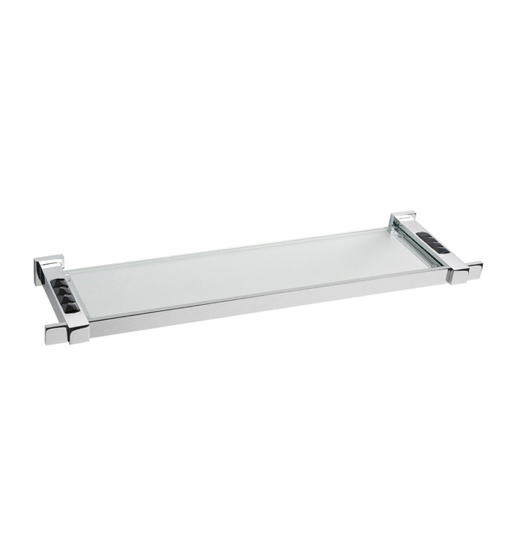Nameeks 85575CRN Windisch Bathroom Shelf