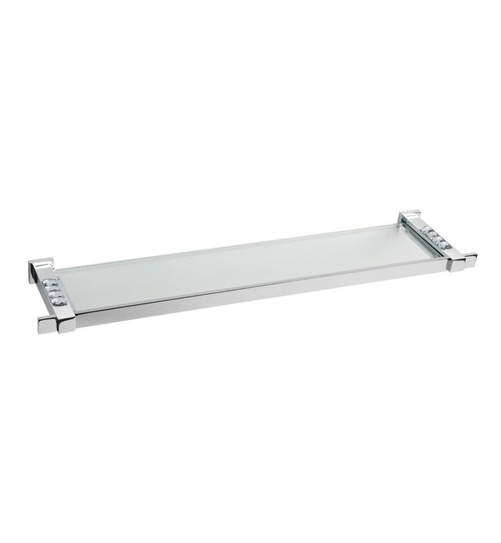 Nameeks 85576CRB Windisch Bathroom Shelf