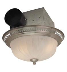 Craftmade TFV70L-D Decorative 70 CFM Ceiling Mount Bathroom Exhaust Fan with Light