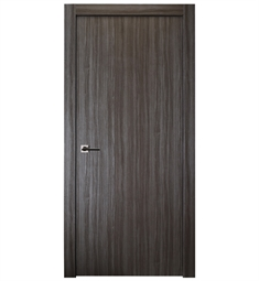 Belldinni PALL-GO Palladio Interior Door in Gray Oak Finish