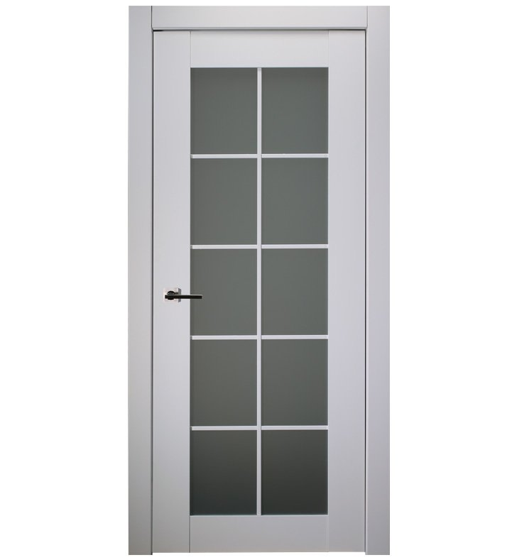 the best attitude 034e3 9f1f4 Belldinni SP10L-PW Smart Pro 10 Lite Interior Door in Polar ...