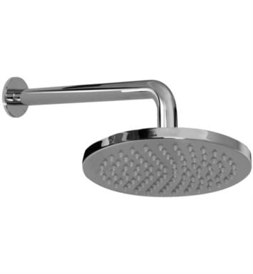 "Graff G-8301-PC 8"" Wall Mount Single-Function Showerhead with Arm With Finish: Polished Chrome"