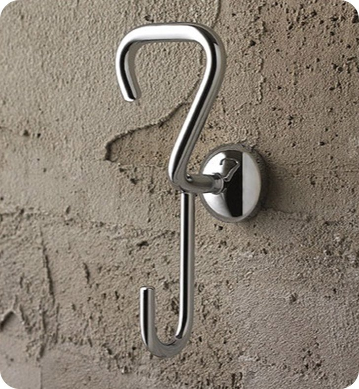 Nameeks 1514 Toscanaluce Bathroom Hook
